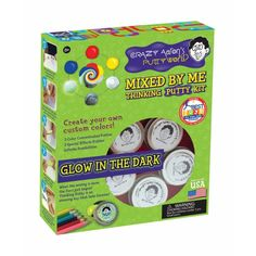 Crazy Aaron's 'Mixed by Me' Kit - The Granville Island Toy Company