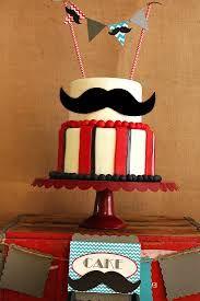 cake chevron bunting - Google Search