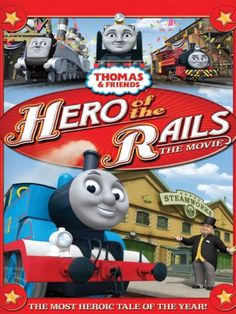 Thomas  Friends Hero Of The Rails >>> Details can be found by clicking on the image.Note:It is affiliate link to Amazon.