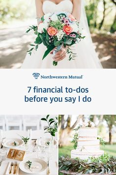 Get our FREE Money & Marriage Guide today so you can start building a solid financial foundation together. : Get our FREE Money & Marriage Guide today so you can start building a solid financial foundation together. Inexpensive Wedding Centerpieces, Wedding Cake Decorations, Wedding Music, Dream Wedding, Wedding Veils, Hair Wedding, Summer Wedding, Bridal Hair, Gold Cake Topper