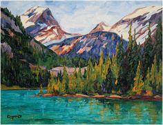 Original oil painting called