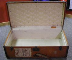 The Louis Vuitton Trunk | The New Years Day Antiques Sale
