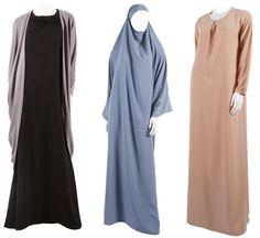 Habillez vous avec pudeur chez Sianat. http://www.sianat.fr    #abaya #jilbeb