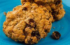 Banana Oatmeal Cookies  via @SparkPeople