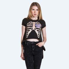 Itchy Bones T-shirt #DDXMASWISHLIST