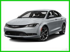 awesome 2016 Chrysler 200 Series C - For Sale View more at http://shipperscentral.com/wp/product/2016-chrysler-200-series-c-for-sale/
