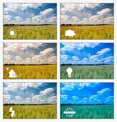 Wat is witbalans? Elke lichtbron heeft een andere kleur en met de witbalans gecorrigeerd dit. Een belangrijke instelling voor elke foto!