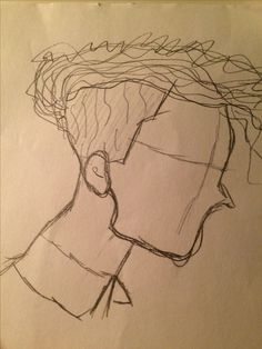 One of my first drawings. #draw