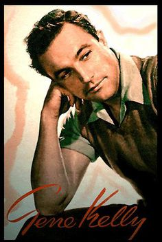 Gene Kelly - they don't make 'em like they used to!