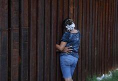 """Аризона, граница с Мексикой. 2012  Выставка социальной фотографии """"Близко к сердцу"""""""