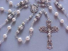 Freshwater Cultured Pearl Rosary