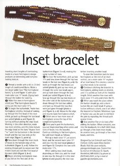 #ClippedOnIssuu from Herringbone Stitch Basic Beadweaving