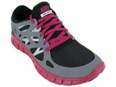 low priced 568b6 816f8 Nike Women s NIKE FREE RUN+ 2 EXT WMNS RUNNING SHOES 6 Women US (BLACK