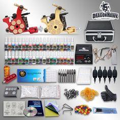 Dragon 2 Machine Tattoo Kit