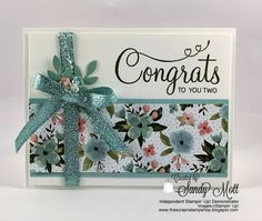 Created by Sandy Mott for the Creative Circle Design Team March Blog Hop