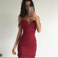 For Sale: Red Dress  for $15
