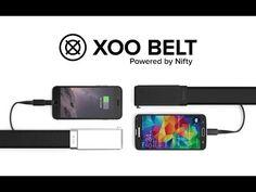 XOO Belt. Dalla cintura energia per il tuo smartphone. | blaggando