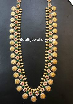Indian Jewellery Designs - Page 29 of 1776 - Latest Indian Jewellery Designs 2020 ~ 22 Carat Gold Jewellery one gram gold Gold Bangles Design, Gold Earrings Designs, Gold Jewellery Design, Necklace Designs, Gold Necklace Simple, Gold Jewelry Simple, Gold Wedding Jewelry, Bridal Jewelry, Mango
