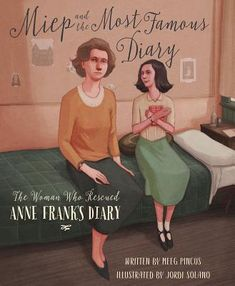 The story of Anne Frank and her diary is one of the world's most important and well-known, but less is known about the woman who sheltered Anne and her family for years and, ultimately, rescued Anne's diary from Nazi clutches. Miep Gies was a woman who rose to bravery when humanity needed it and risked everything for her neighbors. It is because of Miep we know Anne Frank--and now, this is Miep's story.