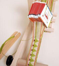 Schacht Card/Tablet Weaving Cards (25/pkg) (image B)