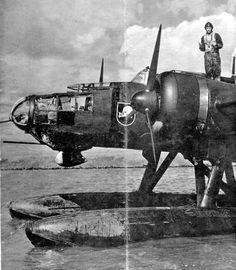 He 115, 3./Kü.Fl.Gr.206, Borkum