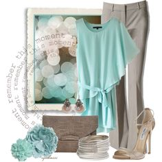 Work Fashion Outfits 2012 | Remember This Moment | Fashionista Trends