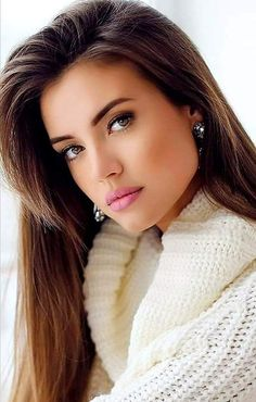 Most Beautiful Faces, Stunning Eyes, Gorgeous Women, Brunette Beauty, Brunette Girl, Hair Beauty, Blonde Hair Looks, Jolie Photo, Woman Face