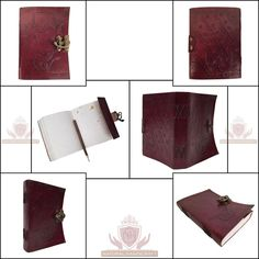 OFFERING WEEKEND DISCOUNT (50% FLAT) on ebay...  Handmade Dragon Leather Journal Book of Shadows Embossed Notebook Diary Organizer #genuine #handmade #handicraft #leather #diary #notebook #book #dragon #organizer #office #rajasthan #udaipur #ebay #natural #discount #sale We are leading manufacturer (wholesaler & exporter) of leather goods of custom designs (journals, bags, key chains, wallets, belts etc) from Udaipur (Rajasthan) - India. We are in this business from last 25 years. but we…