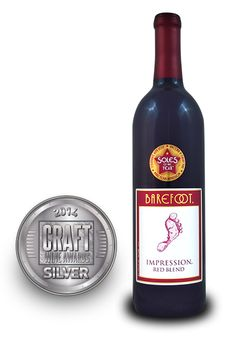 Craft Wine Awards 2014 | Barefoot Cellars Impression Red Blend