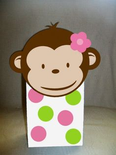 Mod Monkey treat Bags