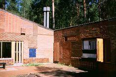 Chapter 27 Scandinavian Modern - Alvar Aalto - Experimental Summer House