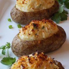 Stuffed Jacket Potatoes  @Allrecipes UK  #MyAllrecipes #AllrecipesAllstar