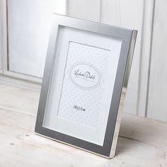 【北欧直輸入】リスベスダール フォトフレーム Mサイズ (Lisbeth Dahl Frame cream/ silver M) [FR00129] #manonstore #LisbethDahl