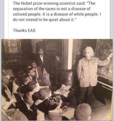a-spoon-is-born:  trapbuddha:  adumbrant:  nirvanatrill:  Albert Einstein teaching a physics class at Lincoln university (HCBU in Pennsylvania) in 1946  Sure as hell never mention that about him.  HOMIE  His anti-racism views and work are often totally ignored by historians.