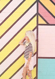 Fashionkins // Pastel Streetstyle | Babiekins Magazine