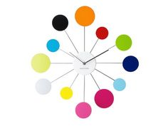 Karlsson Water Lily Steel Wall Clock, Multi Colour Karlsson http://www.amazon.co.uk/dp/B003WE9SRM/ref=cm_sw_r_pi_dp_PJF.tb0VW8GN9