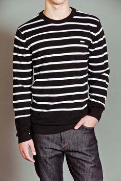 Orisue Clothing Atlanta Sweater Black