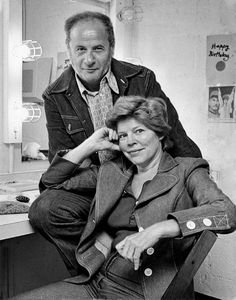 #RIP Anne Jackson, Stage Star With Her Husband, Eli Wallach, Dies at 90 By ROBERT D. McFADDEN  APRIL 13, 2016