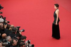 "Laetitia Casta attends the closing ceremony and ""Le Glace Et Le Ciel"" (""Ice And The Sky"") Premiere during the 68th annual Cannes Film Festival on May 24, 2015 in Cannes, France."