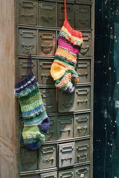 handmade Christmas stockings<3 Better start now!