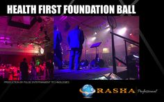Pulse Entertainment Technologies utilizing the Rasha Professional Kaboom 640 Moving Wash, Rasha Professional 7R Beam & The brand new B-Eye 19 at the Healht First Foundation Ball in Melbourne, Florida. Great set up for a great event.   http://www.rashaprofessional.com  #rashaprofessional #rasha #light #color #RGBA #stage #namm #proud #member #lighting #events #lights #concerts #theater #letslightupyourworld #led #uplights #dj #party #clubs #architecture #landscape #music  #wedding #coachella