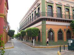 Centro Histórico Mazatlán Sinaloa