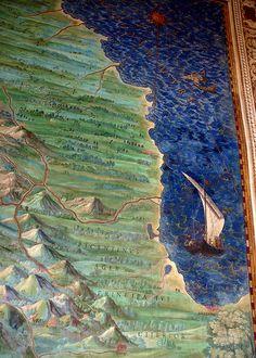 Vatican Map Room