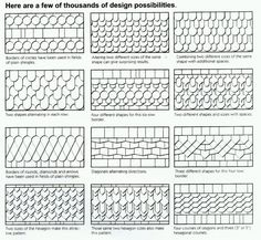 Fancy Cut Western Red Cedar Shingle Pattern Ideas | shingle ...