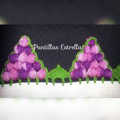 PUNTILLA #58 UVAS