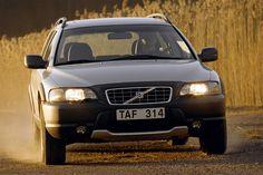 Volvo XC70 - I am TAF!!! :-P