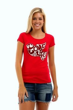 Simple Casual T-Shirt Fashion for Girls   Ladies Casual T-shirts
