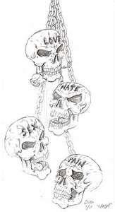 Tattoo Design Skulls By Crash2014 Designs Interfaces