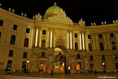 See Vienna By Night.  http://cherylhoward.com/2011/10/07/see-vienna-by-night/  #vienna #austria #europe #travel