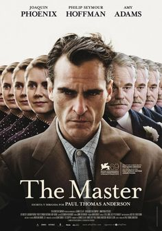 The Master -   -New poster for wide release.  -One of my favorites of the year.